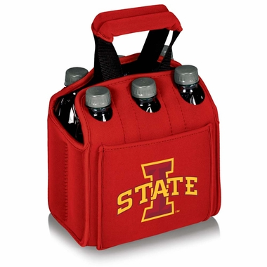 Iowa State Six Pack (Red)