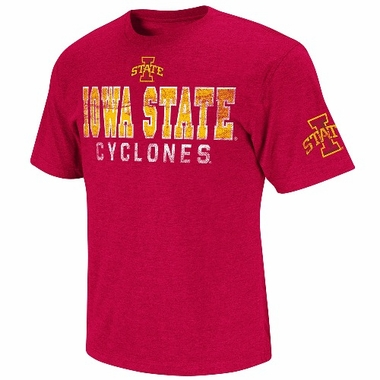 Iowa State Sprint Dual Blend T-Shirt