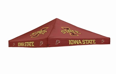 Iowa State Team Color Canopy
