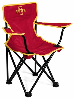 Iowa State Toddler Folding Logo Chair