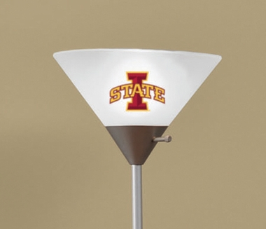Iowa State Torchierre Floor Lamp
