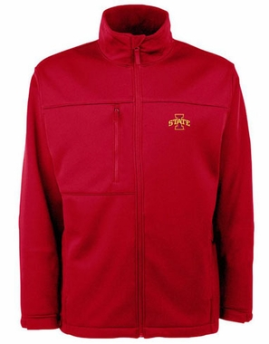 Iowa State Mens Traverse Jacket (Team Color: Red)