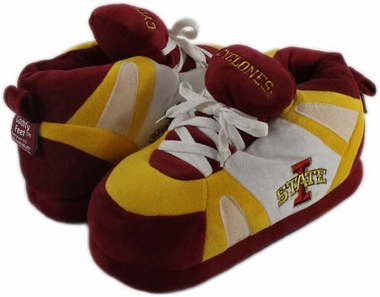 Iowa State UNISEX High-Top Slippers