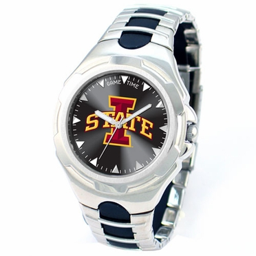 Iowa State Victory Mens Watch