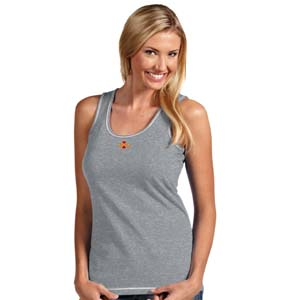 Iowa State Womens Sport Tank Top (Color: Gray) - X-Large