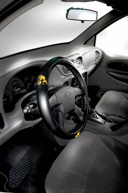 Iowa Steering Wheel Cover