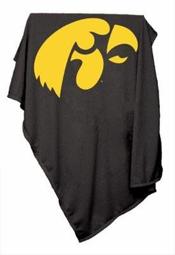 Iowa Sweatshirt Blanket