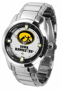 Iowa Titan Men's Steel Watch