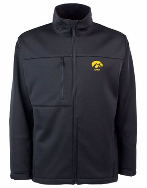 Iowa Mens Traverse Jacket (Team Color: Black)
