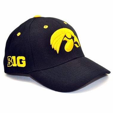 Iowa Triple Conference Adjustable Hats