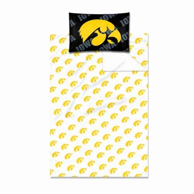 Iowa Twin Sheet Set