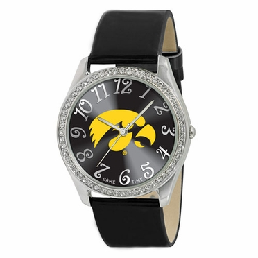 Iowa Women's Glitz Watch