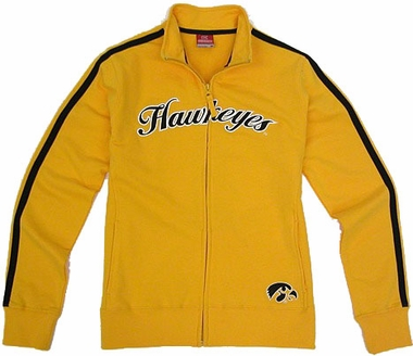 Iowa Womens Curve Full Zip Jacket