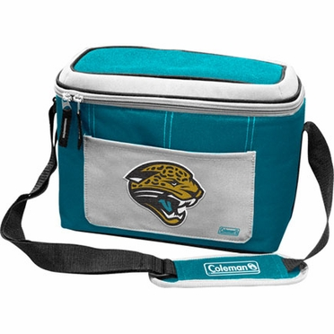 Jacksonville Jaguars 12 Can Soft Side Cooler