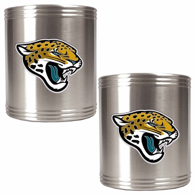 Jacksonville Jaguars 2 Can Holder Set