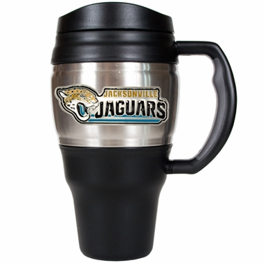 Jacksonville Jaguars 20oz Oversized Travel Mug