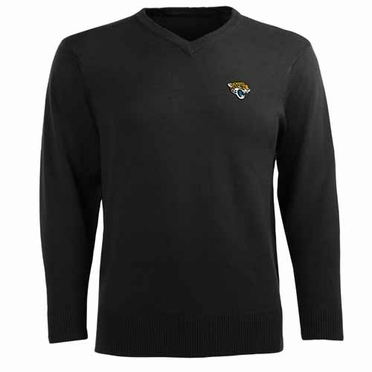 Jacksonville Jaguars Mens Ambassador Sweater (Team Color: Black)