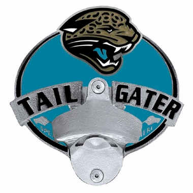 Jacksonville Jaguars Bottle Opener Hitch Cover
