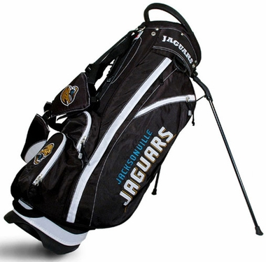 Jacksonville Jaguars Fairway Stand Bag