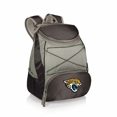 Jacksonville Jaguars PTX Backpack Cooler (Black)