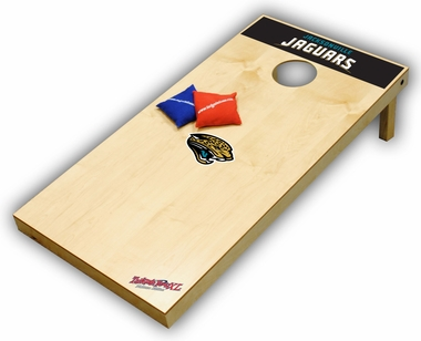 Jacksonville Jaguars Regulation Size (XL) Tailgate Toss Beanbag Game