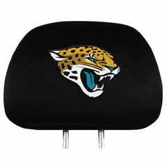 Jacksonville Jaguars Set of Headrest Covers