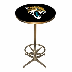Jacksonville Jaguars Team Pub Table