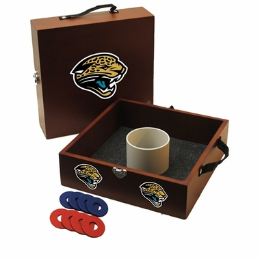 Jacksonville Jaguars Washer Toss Game