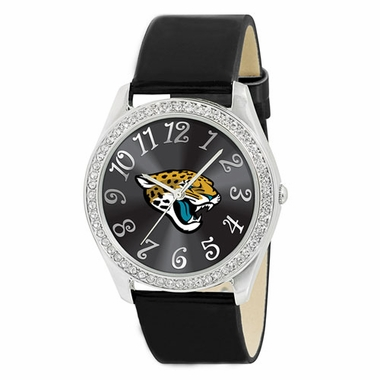 Jacksonville Jaguars Women's Glitz Watch