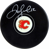 Calgary Flames Autographed