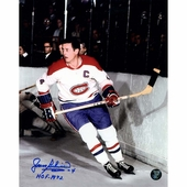 Montreal Canadiens Autographed