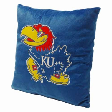 Kansas 15 Inch Applique Pillow