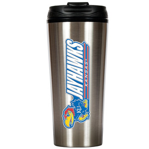 Kansas 16 oz. Thermo Travel Tumbler