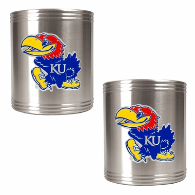 Kansas 2 Can Holder Set