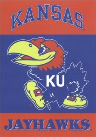 Kansas 2 Sided Banner (P)