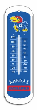 Kansas 27 Inch Outdoor Thermometer (P)