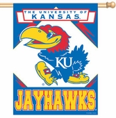 University of Kansas Flags & Outdoors