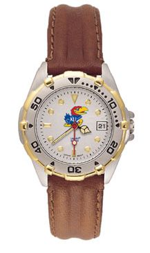 Kansas All Star Womens (Leather Band) Watch