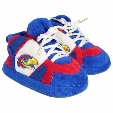 Kansas Baby Slippers