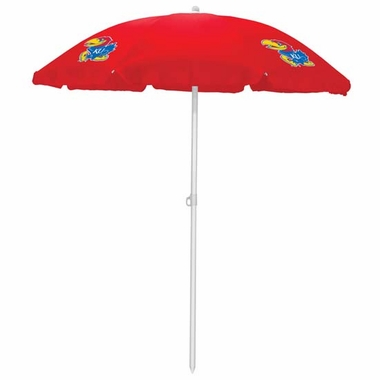 Kansas Beach Umbrella (Red)