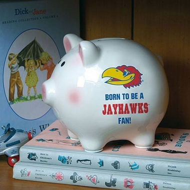 Kansas (Born to Be) Piggy Bank