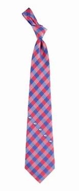 Kansas Check Poly Necktie