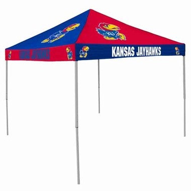 Kansas Checkerboard Tailgate Tent