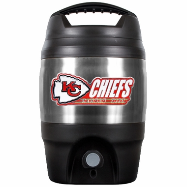 Kansas City Chiefs Heavy Duty Tailgate Jug