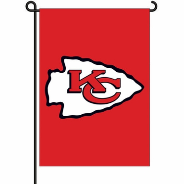 Kansas City Chiefs 11x15 Garden Flag