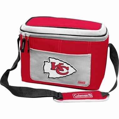 Kansas City Chiefs 12 Can Soft Side Cooler