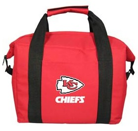 Kansas City Chiefs 12 Pack Cooler Bag