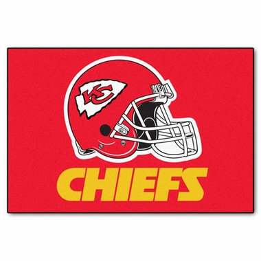 Kansas City Chiefs 20 x 30 Rug