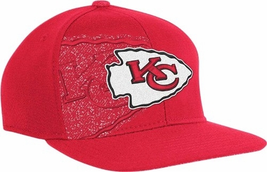Kansas City Chiefs 2011 Sideline Player 2nd Season Hat