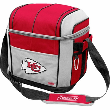 Kansas City Chiefs 24 Can Soft Side Cooler